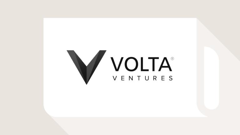 Volta Ventures - funding