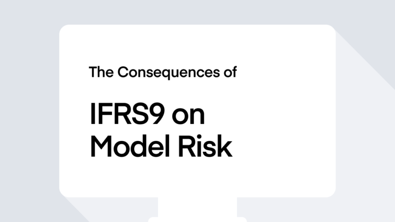 The consequences of IFRS9 on Model Risk
