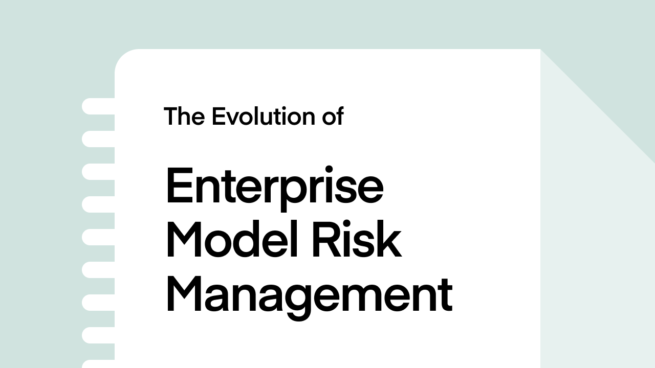 The Evolution of Enterprise Model Risk Management
