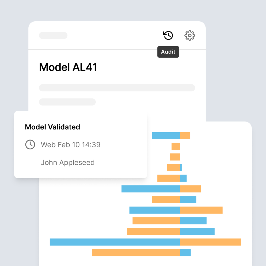 Model AL41 - Model Validated