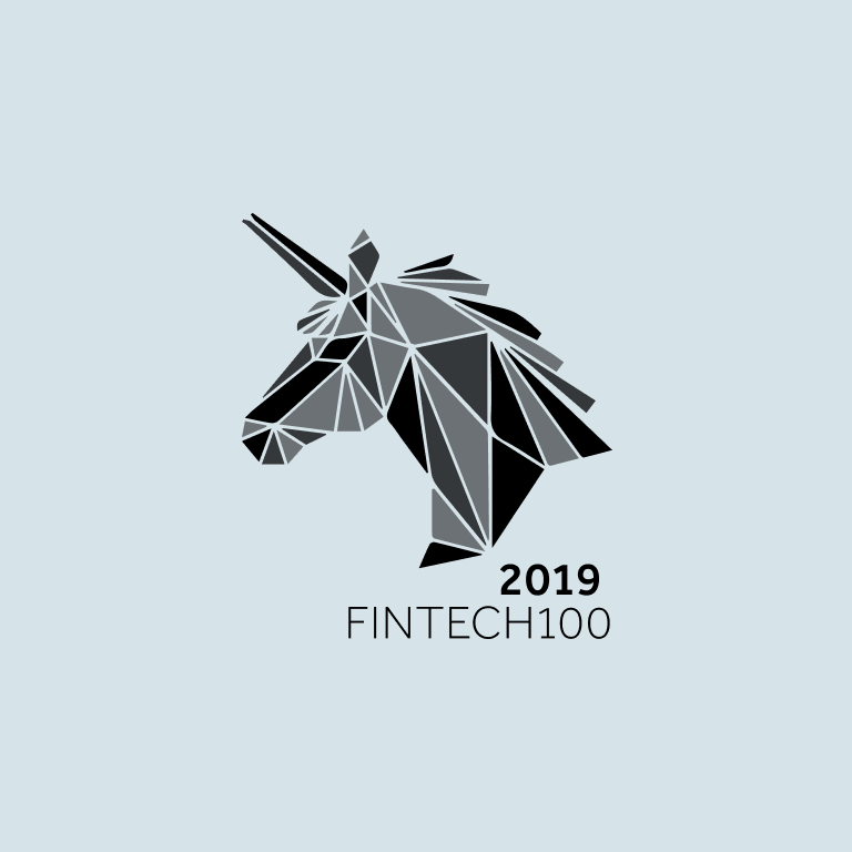 Fintech100 2019 Award