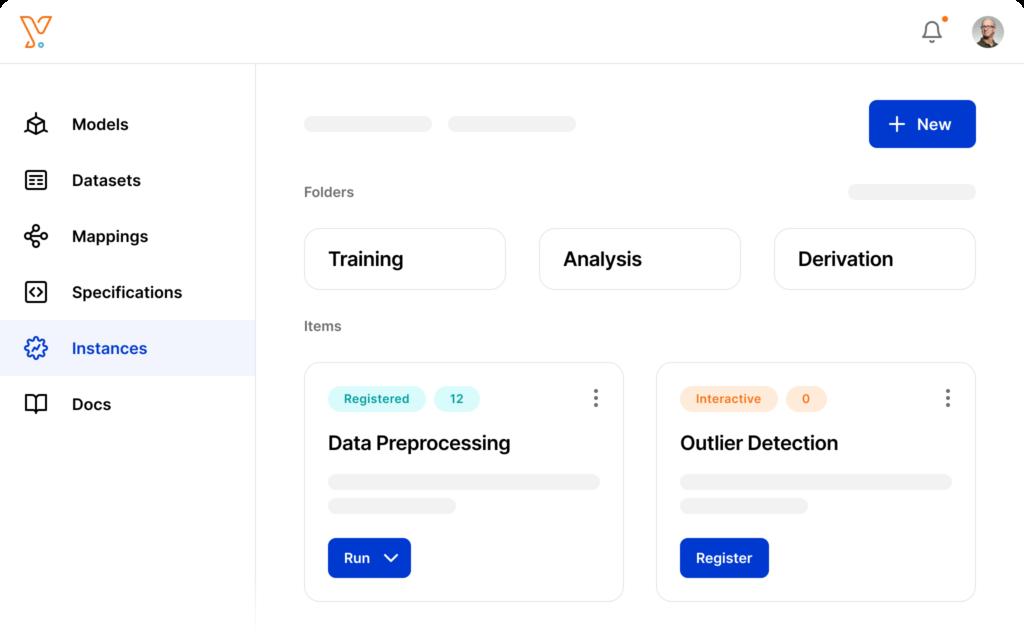 Chiron, the Yields.io award winning data science platform