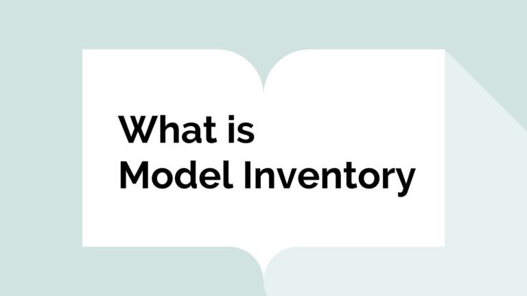 what is model inventory